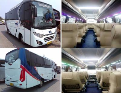 Rental Bus Pariwisata  Terlengkap Dan Terbaik Di Jakarta
